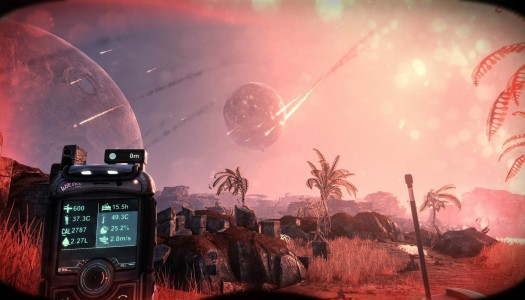 The Solus Project crash landing on Xbox One
