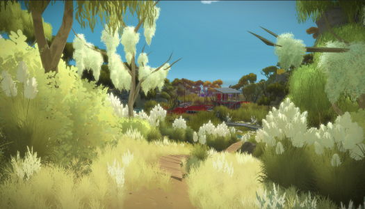 The Witness might be coming to Xbox One