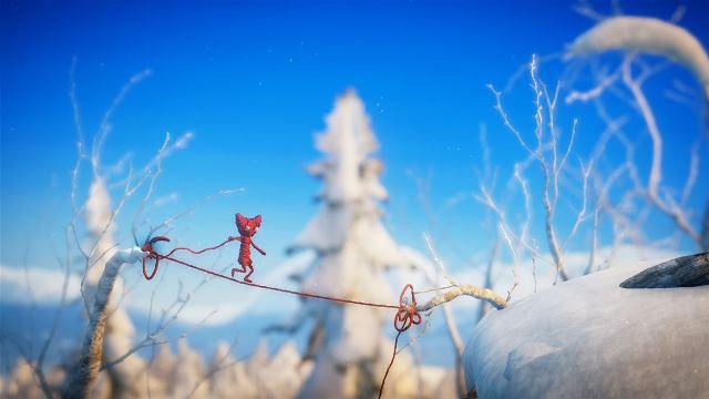 Unravel Snow