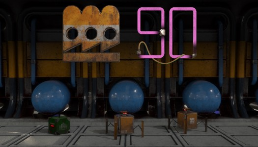 Factotum 90 review: Two screens are better than one