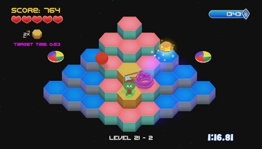 Q*bert REBOOTED: The XBOX One @!#?@! Edition review: @!#?@! indeed