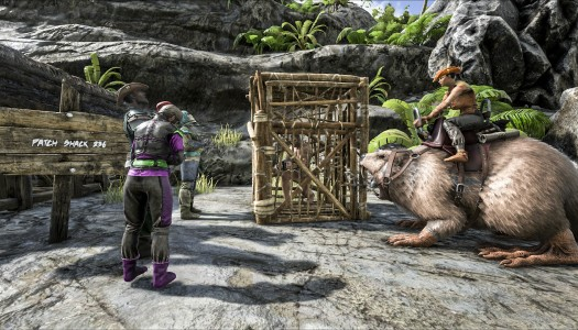 ARK: Survival Evolved for Xbox One gets terror birds, beavers and more