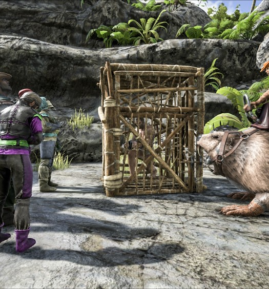 ARK Survival Evolved Giant Beaver