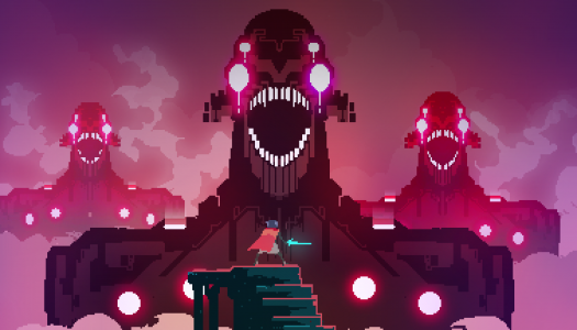 Hyper Light Drifter gets new trailer