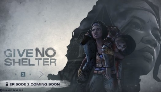 The Walking Dead: Michonne: Give No Shelter Trailer Thrills