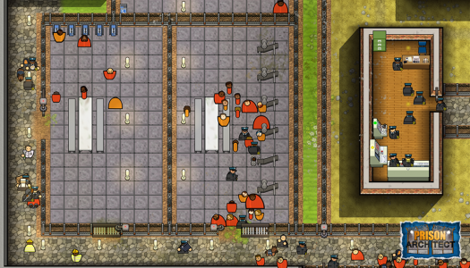 Prison Architect preview: Breaking out the strategy on Xbox One