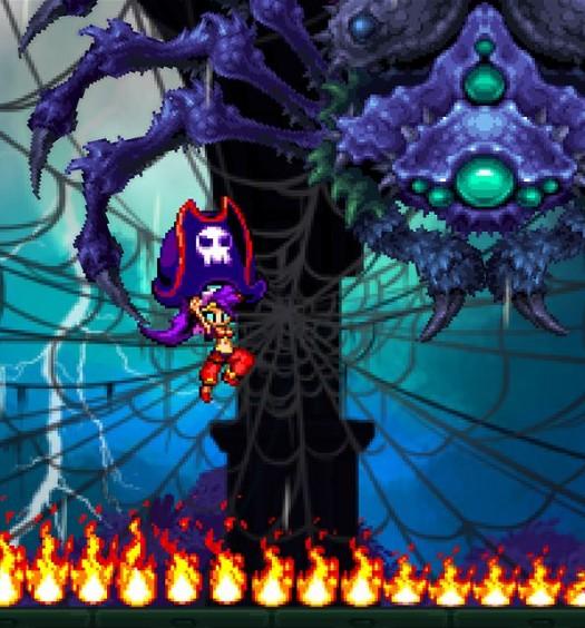 Shantae-Pirates Curse 2