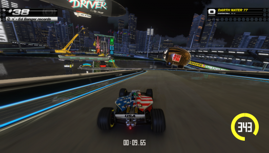 TrackMania Turbo review: Buckle up