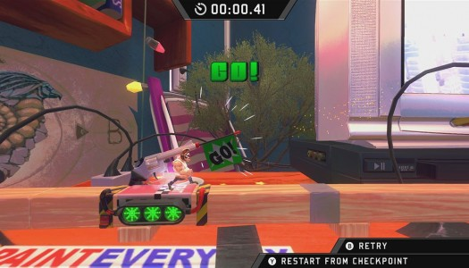 Action Henk review: Don't look back