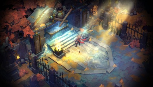 Battle Chasers: Nightwar's fantasy gameplay shown off in new trailer