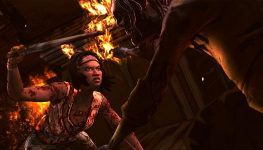 The Walking Dead: Michonne finale launching today on Xbox One