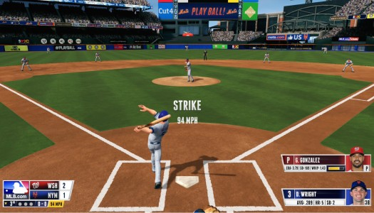R.B.I. Baseball 16 review: Out at home plate