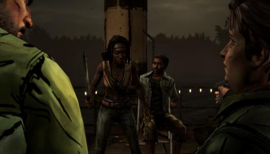 The Walking Dead: Michonne Episode 2: Give No Shelter review: Shambling along