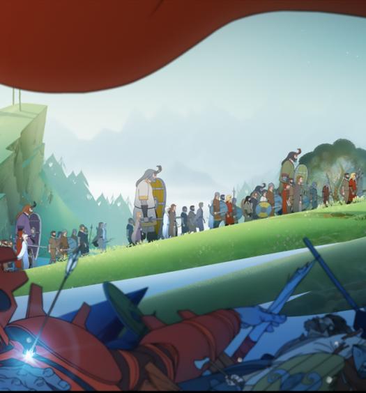 The Banner Saga 2 preview