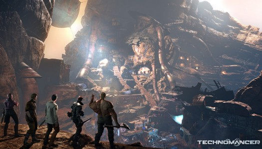 Journey to Mars with The Technomancer gameplay trailer