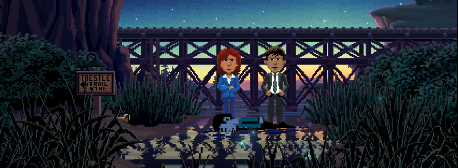 Thimbleweed Park preview from PAX East