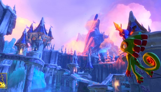 Playtonic reveals loads of new Yooka-Laylee details