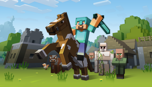 Minecraft Favorites Pack coming to retail