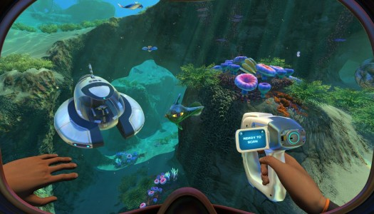 Subnautica preview: Diving right in