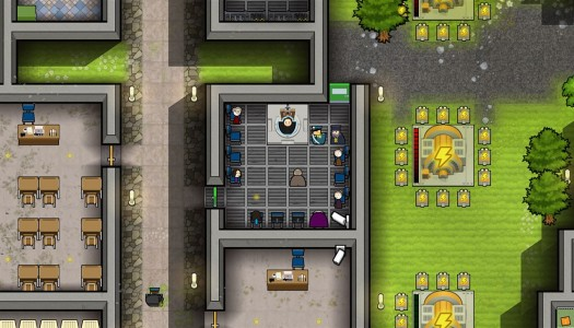 Prison Architect review: Serious jail time
