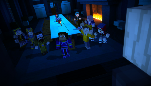 Minecraft: Story Mode Episode 6: A Portal to Mystery review: Up top, creeps