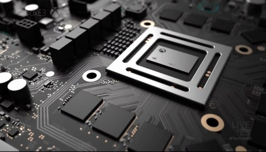 Project Scorpio Final Specs Revealed