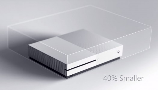 Microsoft officially unveils the Xbox One S at E3
