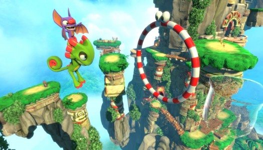 Yooka-Laylee has been delayed into 2017 — here's a gameplay trailer to soften the blow