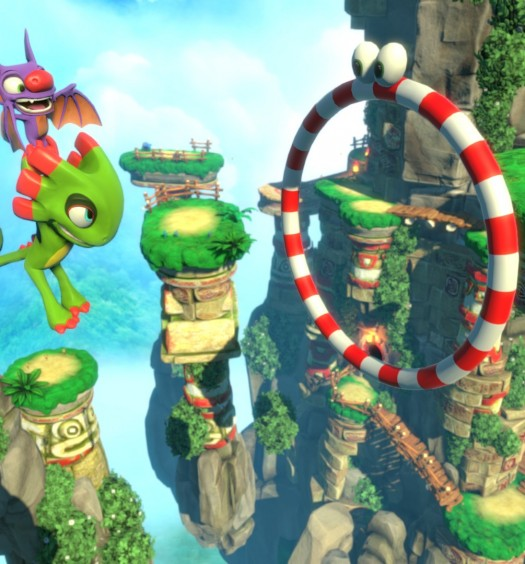 Yooka-Laylee delayed into 2017