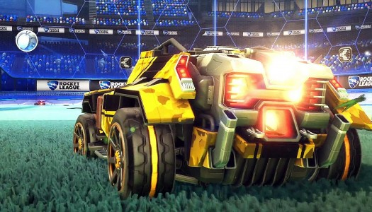 Rocket League getting classic battle-car DLC