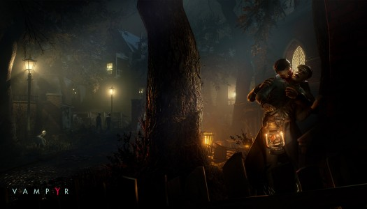 Vampyr trailer shows off latest project by the studio behind Life is Strange