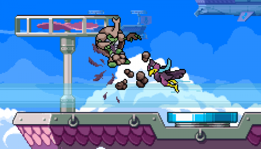 Rivals of Aether showed me how terrible I am at Smash Brothers