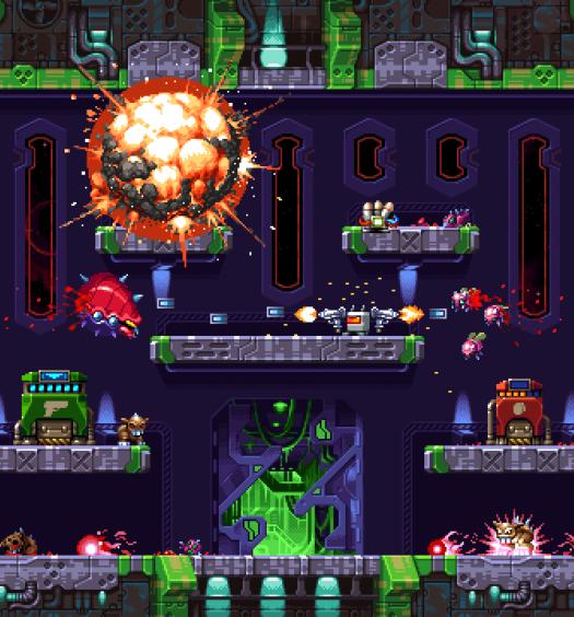 Super Mutant Alien Assault Review