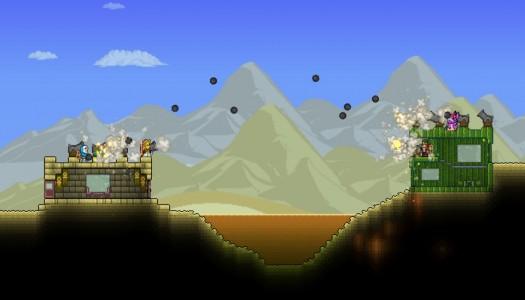 Terraria update breaks online multiplayer