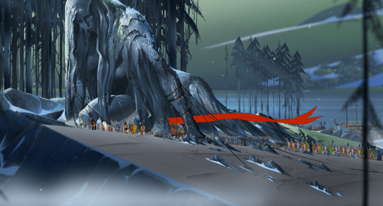 The Banner Saga 2 review for Xbox One