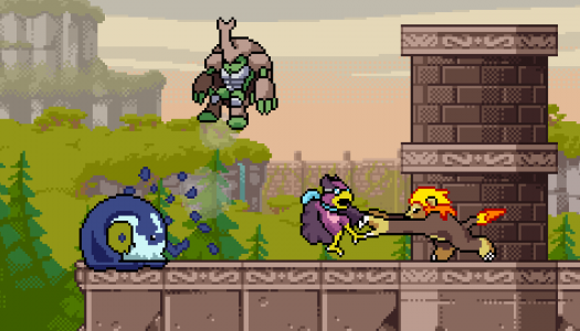 Rivals of Aether coming to Xbox One Game Preview July 13