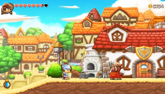 Wonder Boy successor Monster Boy heading to Xbox One early next year