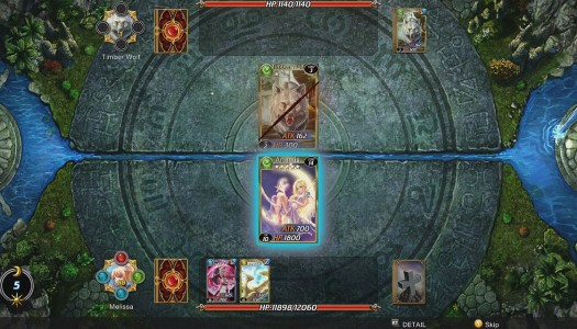 Free-to-play card battler Lies of Astaroth hits Xbox One today