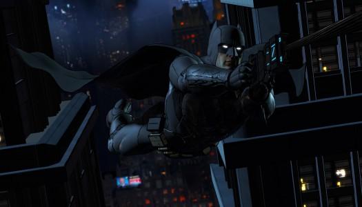 Batman Episode 2: Children of Arkham grappling onto Xbox One September 20
