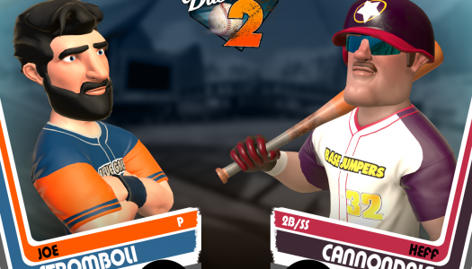 Super Mega Baseball 2 to play ball in 2017 on Xbox one
