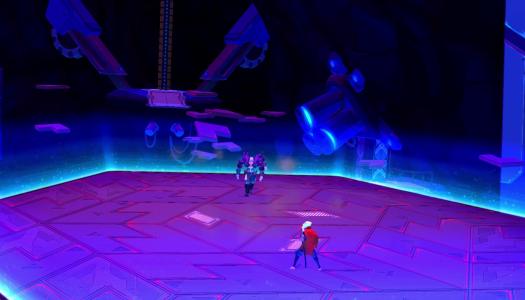 Boss battler Furi heading to Xbox One