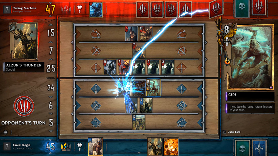 Gwent closed beta now live, registration still open   XBLAFans
