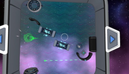 Nebulous Review: Run-of-the-mill puzzler