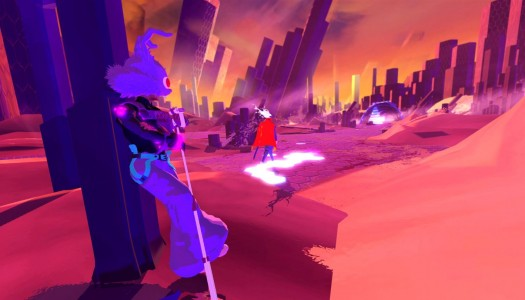 Furi Review: Boss fights galore