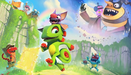 Yooka-Laylee gets an official release date