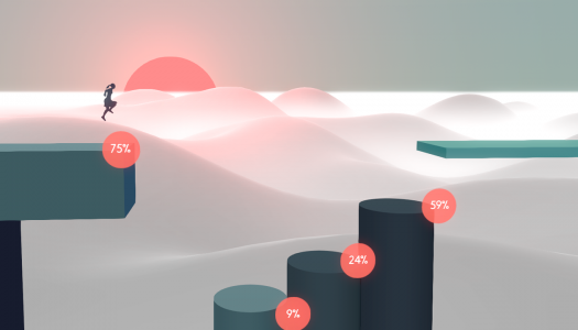 Metrico+ review: Six worlds of wonder