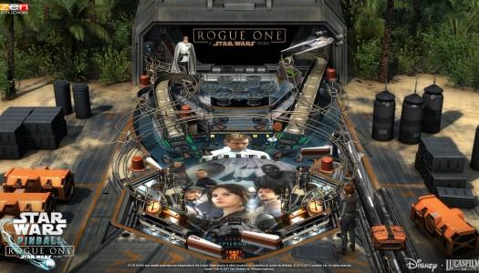Star Wars Pinball: Rogue One coming January 31