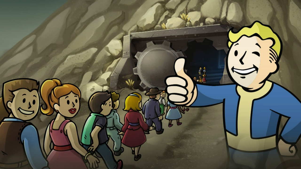 phone wallpaper fallout shelter - photo #10