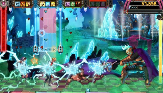The Metronomicon is a new twist on a familiar genre