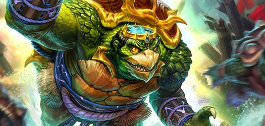 New Smite God (Xbox One): Kuzenbo + Skin Giveaway